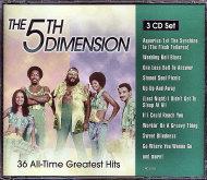The 5th Dimension CD