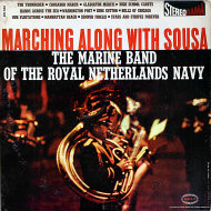 "The Marine Band of the Royal Netherlands Navy Vinyl 12"" (Used)"