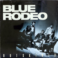 "Blue Rodeo Vinyl 12"" (New)"