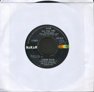 "Tyrone Davis Vinyl 7"" (Used)"