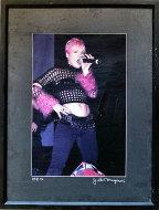 Pink Vintage Print