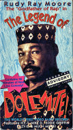 The Legend Of Dolemite! VHS