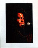 James Brown Vintage Print