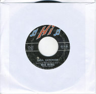 "Willie Mitchell Vinyl 7"" (Used)"