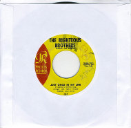 "The Righteous Brothers Vinyl 7"" (Used)"