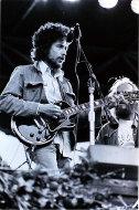 Bob Dylan Vintage Print