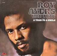 "Roy Ayers Ubiquity Vinyl 12"" (Used)"
