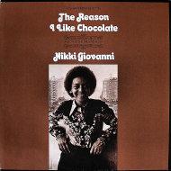 """Nikki Giovanni Vinyl 12"""" (Used)"""