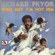 "Richard Pryor Vinyl 12"" (Used)"