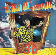 "Weird Al Yankovic Vinyl 12"" (Used)"