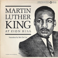 """Martin Luther King Jr. Vinyl 12"""" (Used)"""