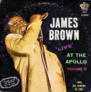 "James Brown And His Famous Flames Vinyl 12"" (Used)"