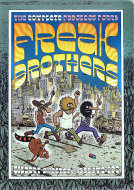 The Complete Fabulous Furry Freak Brothers Volume One Book