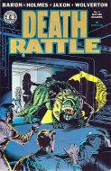 Death Rattle No. 5 Comic Book