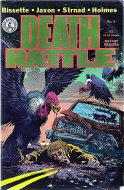 Death Rattle No. 6 Comic Book