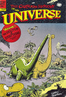 The Cartoon History of the Universe Vol. 1 Comic Book