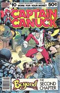 Captain Canuck #10 Comic Book
