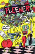 Fleener No. 2 Comic Book