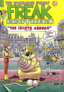The Fabulous Furry Freak Brothers No. 9 Comic Book