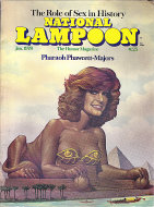National Lampoon Vol. 1 No. 94 Magazine
