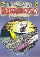 Underground Classics #3 Comic Book