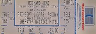 Richard Jeni Vintage Ticket