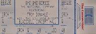 Bye Bye Birdie Vintage Ticket