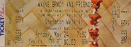 Wayne Brady & Friends Vintage Ticket