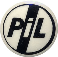 Public Image Limited Pin