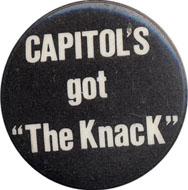 The Knack Pin