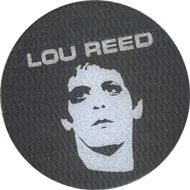 Lou Reed Pin
