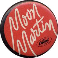 Moon Martin Pin
