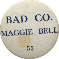 Bad Company Pin