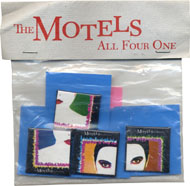The Motels Pin