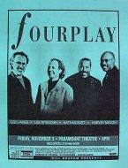 Fourplay Handbill