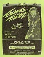 Travis Tritt Handbill