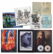 Jerry Garcia - The Collected Artwork (Collector's Edition) Book