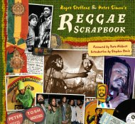 The Reggae Scrapbook Book