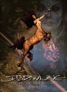 Shadowline - The Art of Iain McCaig Book