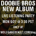 New Album Listening Party