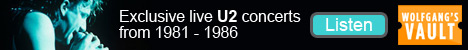 U2 live concerts