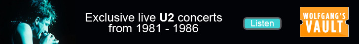 U2 live concerts