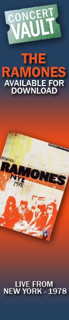 Concert Vault - Ramones Concert