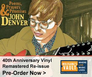 Wolfgang's Vault - John Denver