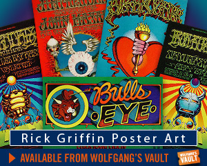 Wolfgang's Vault - Rick Griffin Posters