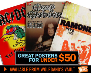 Wolfgang's Vault - Posters Under $50