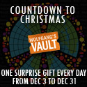 Wolfgang's Vault - One product on sale everyday!