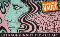 Wolfgang's Vault - Extraodinary Poster Art