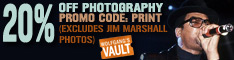 Wolfgang's Vault - 20% off all photography