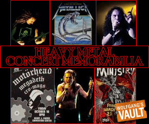 Wolfgang's Vault - Heavy Metal